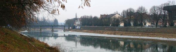 Ужгород. река Уж