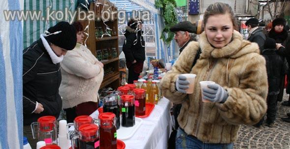 Фестиваль вина Червене вино 2009 у Мукачеві